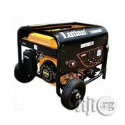 Lutian Lt6500, 6.9kva Generator With Key And Remote Control | Electrical Equipments for sale in Abuja (FCT) State, Central Business District