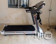 American Fitness 2.5hp Treadmill With Massager   Massagers for sale in Abuja (FCT) State, Wuse 2