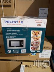 Polystar Microwave=Pv-h20m | Kitchen Appliances for sale in Lagos State, Ojo