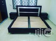 Bed Frame in HDF Board | Furniture for sale in Oyo State, Lagelu