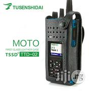 Military Leather Radio Case TTD-02 For Baofeng WALKIE TALKIE For Police   Audio & Music Equipment for sale in Lagos State, Ikeja