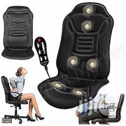 Heated Back Massage Cushion Seat | Massagers for sale in Lagos State, Ikeja