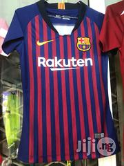 Female Barcelona Jersey | Children's Clothing for sale in Lagos State, Lekki Phase 1