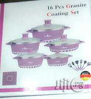 Granite Coated Non Stick Pots | Kitchen & Dining for sale in Lagos State, Alimosho