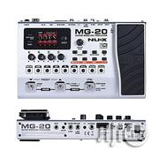 NUX Guitar Effect MG-20 With Expression Pedal | Musical Instruments & Gear for sale in Abuja (FCT) State, Utako