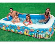 Intex - 10ft By 6ft Inflatable Swimming Pool With Pump | Sports Equipment for sale in Lagos State, Lekki Phase 1