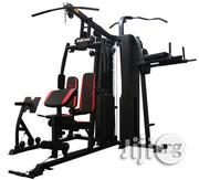 Commercial Deluxe Five Station Home Gym   Sports Equipment for sale in Lagos State, Surulere
