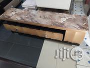 A New First Class Executive Tv Shelve With Marble Top | Furniture for sale in Lagos State, Ajah