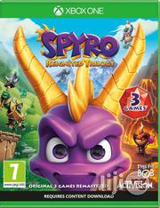 Spyro Reignited Trilogy - Xbox One | Video Game Consoles for sale in Lagos State, Surulere