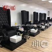 Saloon Chairs And Pedicure Seat. | Salon Equipment for sale in Lagos State, Lagos Island