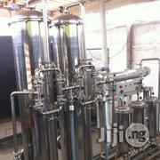 Water Treatment Plant Tanks. (Stainless Steel And Fibre)   Manufacturing Equipment for sale in Lagos State, Lekki Phase 1
