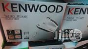 Kenwood Hand Mixer | Kitchen Appliances for sale in Lagos State, Lagos Mainland