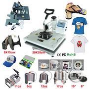 Multifuntion Heat Press Machines | Printing Equipment for sale in Lagos State, Ikeja