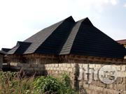 Pure Black Shingle Stone Coated Roofing Sheet | Building Materials for sale in Lagos State, Ajah