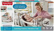 Fisher Price Calming Water Vibration Tub | Children's Gear & Safety for sale in Lagos State, Surulere
