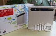 4G LTE Cpe Huawei B593 LTE Wi-fi Router | Networking Products for sale in Lagos State, Ikeja