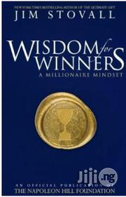 Wisdom For Winners Jim Stovall | Books & Games for sale in Lagos State, Surulere