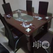 New Imported Six Seater Exotic Glass Dining Set   Furniture for sale in Lagos State, Lagos Island