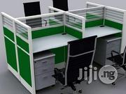 Quality Office 4 Seater Workstation Table | Furniture for sale in Lagos State, Lekki Phase 1