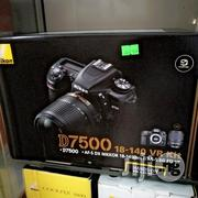 Nikon D7500 DSLR Camera With 18-140mm Lens   Photo & Video Cameras for sale in Lagos State, Ikeja