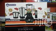 Electric Blender With Mill | Kitchen Appliances for sale in Lagos State, Lagos Mainland