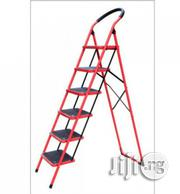 6 Step Stainless Steel Ladder -marvel | Hand Tools for sale in Lagos State, Alimosho