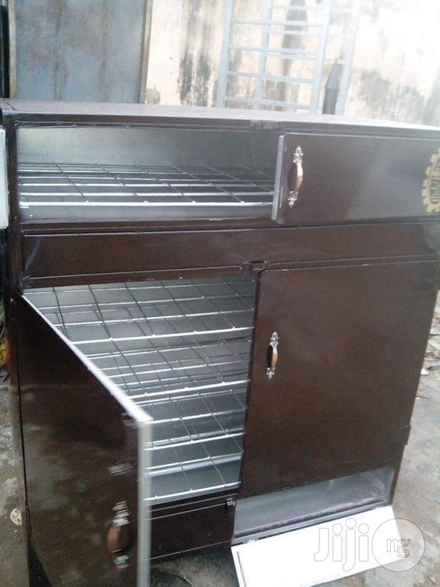 Easy-tech Industrial Gas Oven