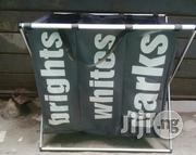 Laundry Basket 3 Partitions   Home Accessories for sale in Lagos State, Ikoyi