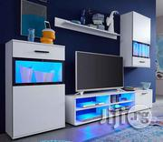Wall Unit LED TV Entertaiment Area | TV & DVD Equipment for sale in Lagos State, Ipaja