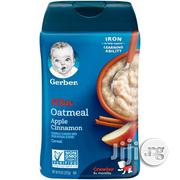 Gerber Cereal 8oz | Baby & Child Care for sale in Abuja (FCT) State, Jabi