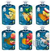 Gerber Baby Food Pouches 3.5oz | Baby & Child Care for sale in Abuja (FCT) State, Jabi