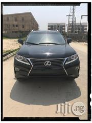 Tokunbo Lexus RX350 2015 Black | Cars for sale in Lagos State, Ikeja