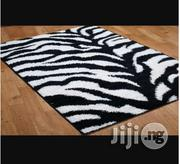 5 By 7ft Zebra Print Center Rug | Home Accessories for sale in Lagos State, Lagos Mainland