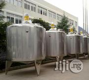 Pasteurizing, Heating & Cooling, Sugar Melting, & Insulated Tanks   Manufacturing Equipment for sale in Lagos State, Amuwo-Odofin