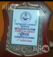 Award Plaques   Arts & Crafts for sale in Lagos State, Lekki Phase 1