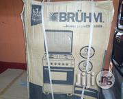 Bruhm Gas Cooker 60by60 | Kitchen Appliances for sale in Lagos State, Egbe Idimu
