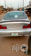Nissan Maxima QX 1999 Silver   Cars for sale in Agege, Lagos State, Nigeria