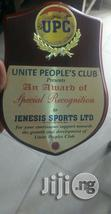 Wooden Plaque Award | Arts & Crafts for sale in Ikeja, Lagos State, Nigeria