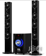 New D Jack Bluetooth Home Theatre Super Bass | Audio & Music Equipment for sale in Lagos State, Ojo