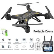 Professional Drone Flying Camera Quadcopter 20 Minutes Flight-time | Photo & Video Cameras for sale in Lagos State, Yaba