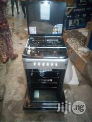 Bruhm 4burners Anti Rust Gas Cooker With Oven and Grill, 2yrs Wrnty. | Kitchen Appliances for sale in Lagos State, Ojo