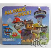 Paw Patrol Nickelodeon Lunch Box With Bonus Puzzle | Babies & Kids Accessories for sale in Lagos State, Alimosho