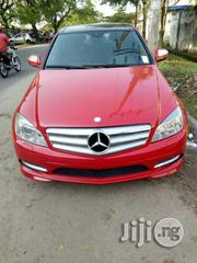 Mercedes-Benz C350 2009 Red   Cars for sale in Lagos State, Amuwo-Odofin
