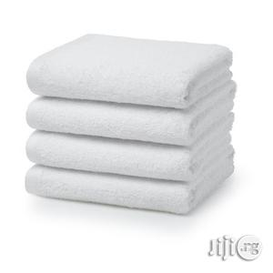Thick And Absorbent White Towel
