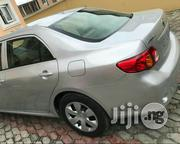 Tokunbo Toyota Corolla 2009 Silver | Cars for sale in Lagos State, Ikeja