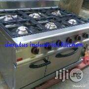 Industrial Gas Cooker With Oven | Restaurant & Catering Equipment for sale in Lagos State, Ojo