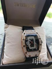 Richard Mills Ice Rubber Strap Wrist Watch | Watches for sale in Lagos State, Lagos Island