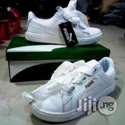 Fenty Rihanna Bow Laced Sneaker 9900   Shoes for sale in Lagos State, Maryland