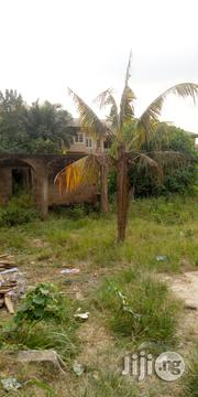 Land Measured 972sqm With An Uncompleted 3 Bungalow | Land & Plots For Sale for sale in Ogun State, Obafemi-Owode