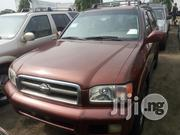 Nissan Pathfinder 2003 Red | Cars for sale in Lagos State, Apapa
